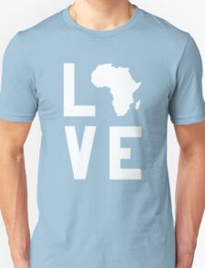 With Love from Africa Unisex T-Shirt