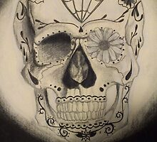 Sugar Skull by Lauren Randall