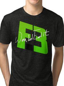 FlipSid3 WorldEdit | CS:GO Pros Tri-blend T-Shirt