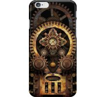 Infernal Steampunk Machine #2B iPhone Case/Skin