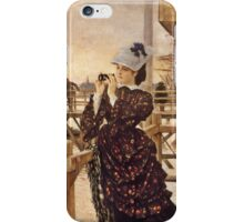 The Captain's Daughter iPhone Case/Skin