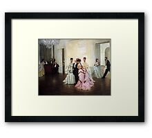 Too Early Framed Print
