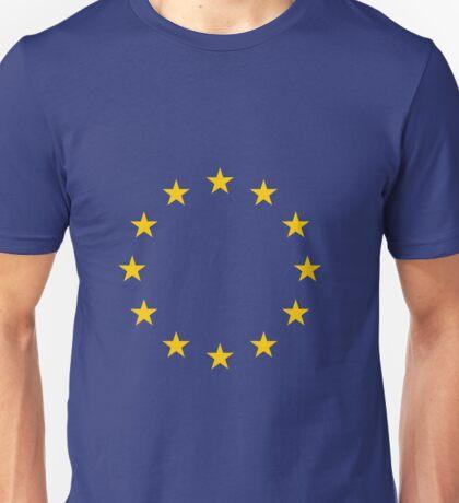 Living EU Flag Unisex T-Shirt