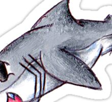 Bubble Shark Sticker