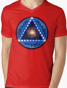 Denderitae Mens V-Neck T-Shirt