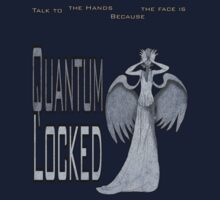 Quantum Locked Kids Tee