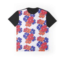 Native flowers Graphic T-Shirt