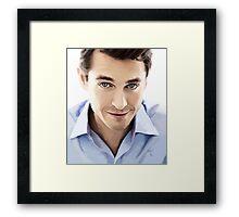 Hugh Dancy Framed Print