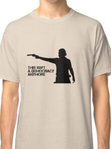 Rick Grimes - This Isn't a Democracy Classic T-Shirt