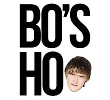 Bo's Ho Photographic Print