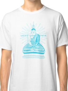Buddha Light Love Power Classic T-Shirt