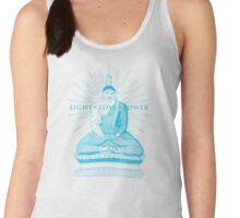 Buddha Light Love Power Women's Tank Top