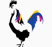 rooster cockerel cock chicken Unisex T-Shirt