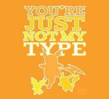 Not My Electric Type (2D) T-Shirt