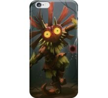 Majoras Mask / Skull kid phone case iPhone Case/Skin