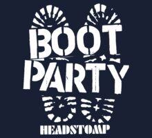 Party Boot Kids Tee