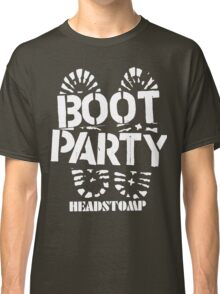 Party Boot Classic T-Shirt