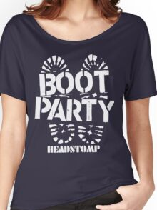Party Boot Women's Relaxed Fit T-Shirt