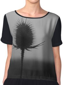 The world is ugly but you are beautiful to me Chiffon Top