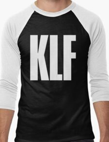 KLF TEXT TEE Men's Baseball ¾ T-Shirt