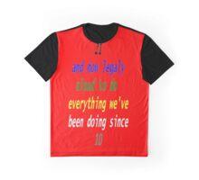 21? HA! Graphic T-Shirt