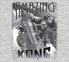 Amazing Kong Text by trheewood