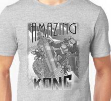 Amazing Kong Text Unisex T-Shirt