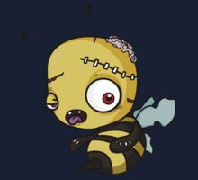 Bee zombie Kids Clothes