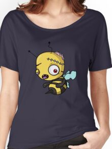Bee zombie Women's Relaxed Fit T-Shirt