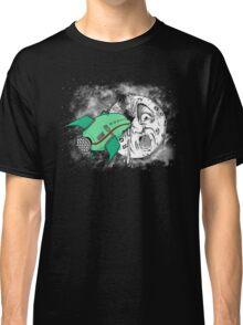 Voyage dans la lune Classic T-Shirt