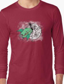 Voyage dans la lune Long Sleeve T-Shirt