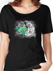 Voyage dans la lune Women's Relaxed Fit T-Shirt