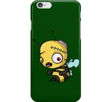 Bee zombie iPhone Case/Skin