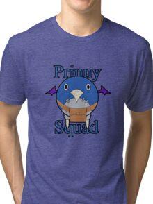 Cute Prinny Tri-blend T-Shirt