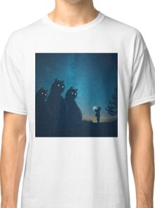 The Gift (blue) Classic T-Shirt