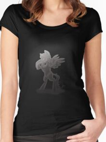 Weeping Pony Women's Fitted Scoop T-Shirt