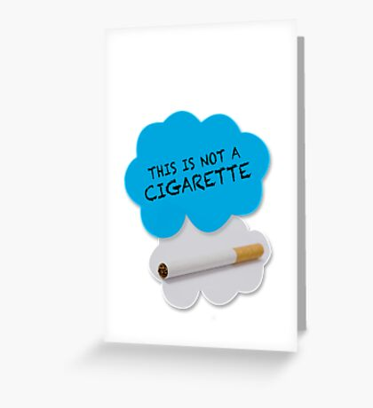 The fault in our stars Greeting Card