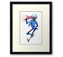 Tomas Bangalter Framed Print