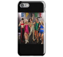 spice girl personnel iPhone Case/Skin