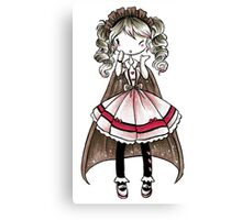 Emma Dollie Canvas Print