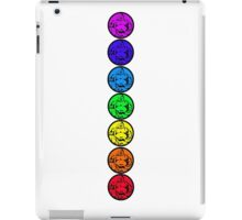 7 Chakras of Buddha iPad Case/Skin
