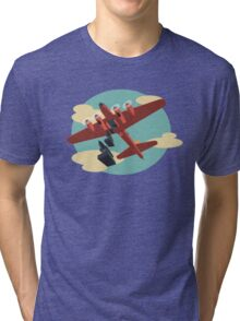 Knockout Dropper Tri-blend T-Shirt