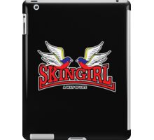 "SKINGIRL "" A WAY OF LIFE "" 001 iPad Case/Skin"