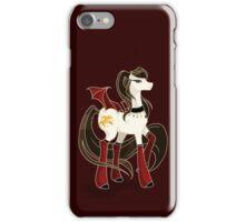 My little Drusilla iPhone Case/Skin