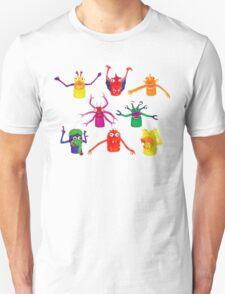 Finger Monsters T-Shirt