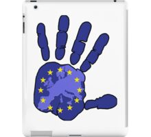 European Union iPad Case/Skin