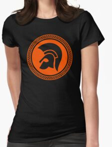 TROJAN RECORDS 11 Womens Fitted T-Shirt