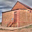 Masonic Lodge, Silverton, NSW by Adrian Paul