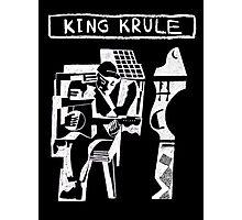 King Krule Photographic Print