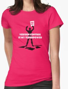 work wit Womens Fitted T-Shirt